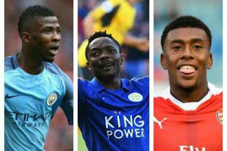 Iwobi, Iheanacho,Musa Face Stiff Champions League Opponents In Knockout Stages