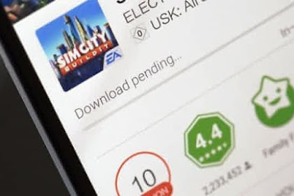 Cara Mengatasi Download Pending Di Google Play Store