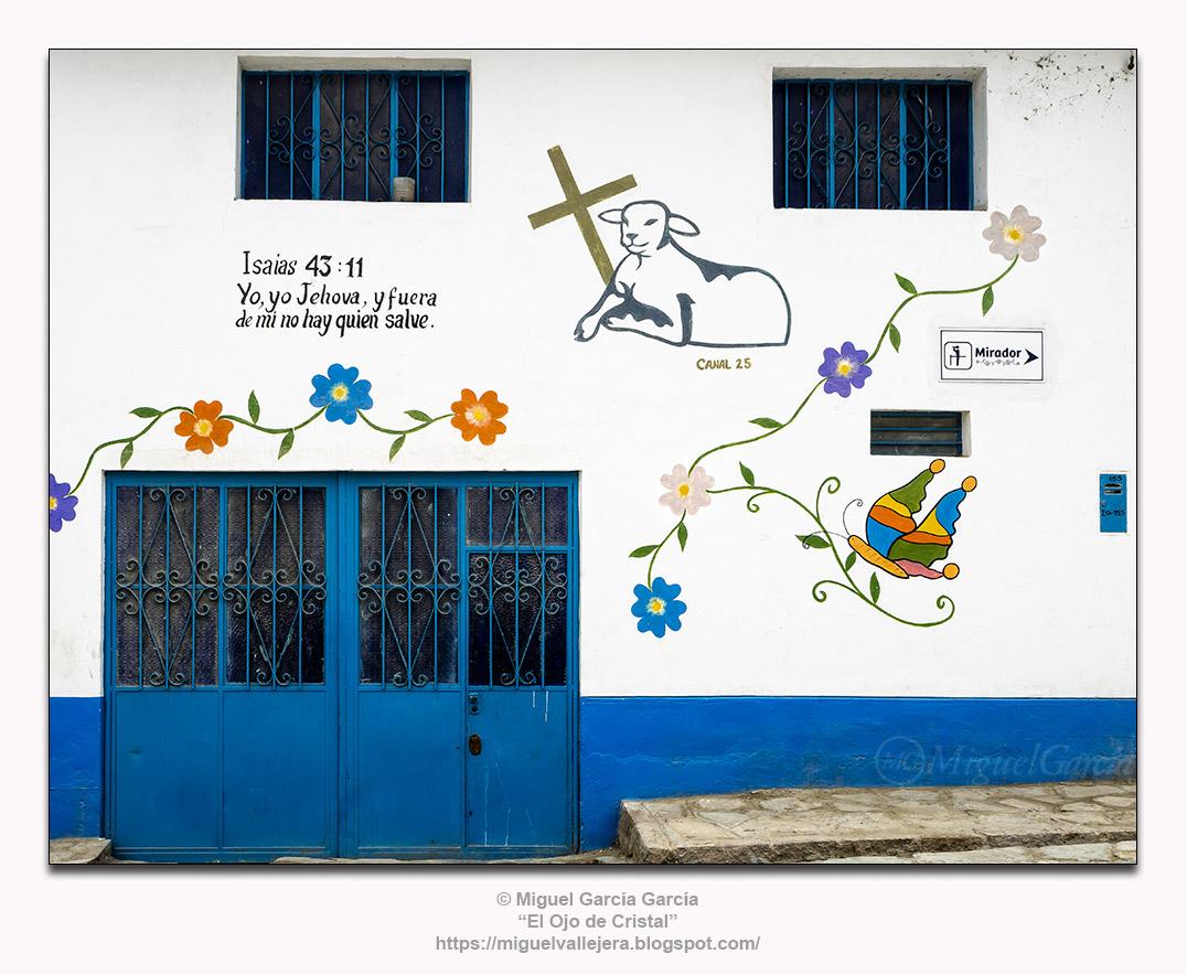 Antioquía, Huarochirí (Perú). Canal 25