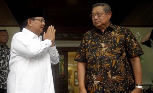 Prabowo Sebut Bu Ani Memilih Dia saat Pilpres, SBY: Tidak Elok untuk Disampaikan