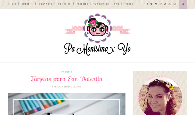 diseño plantilla blogspot @pamonisimayo odisea gráfica