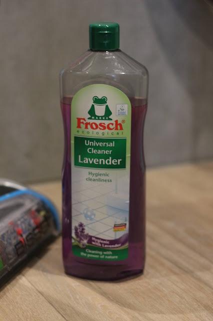 Frosch levanduľový univerzálny čistič