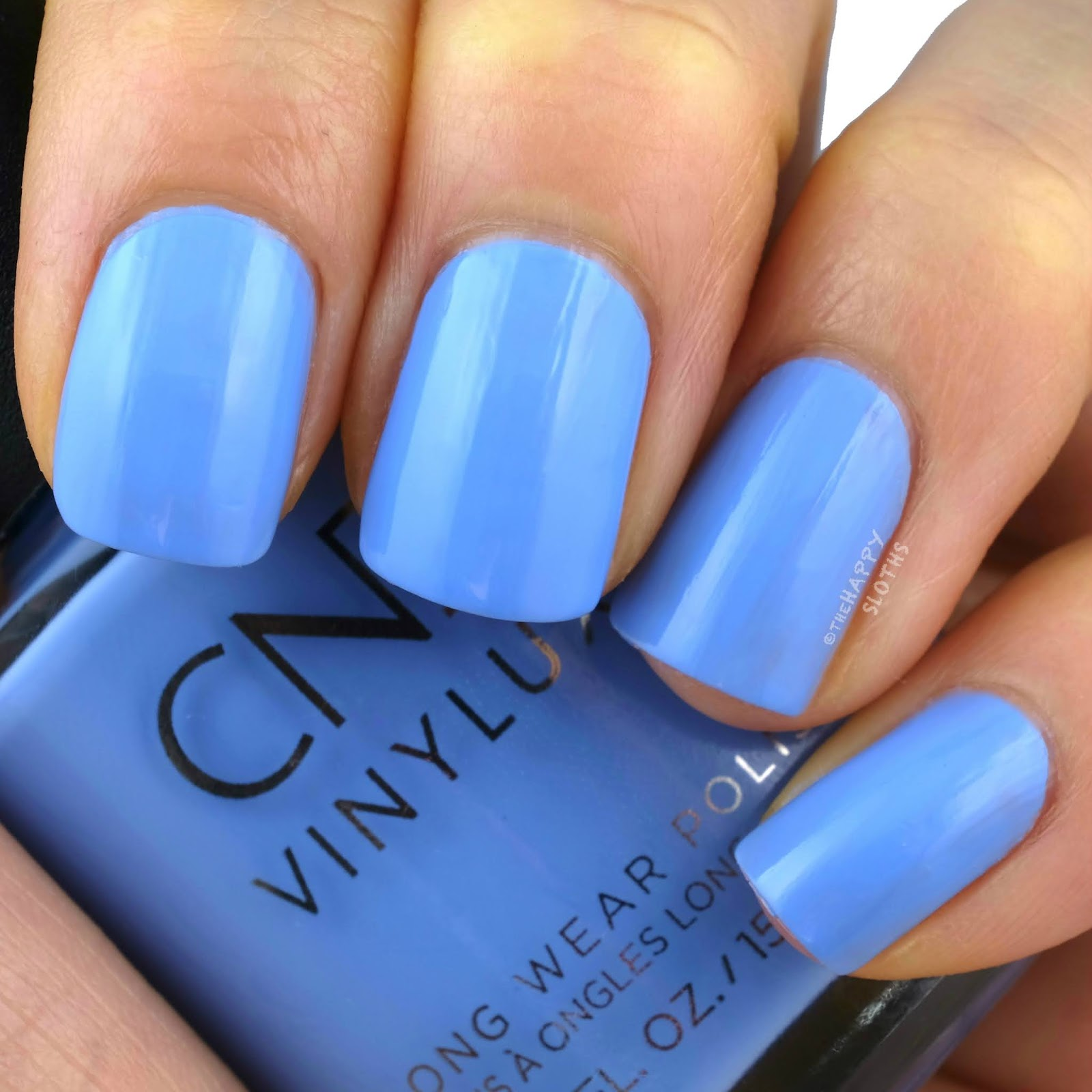 CND | Summer 2020 Nauti Nautical Collection | Down by the Bae: Review and Swatches
