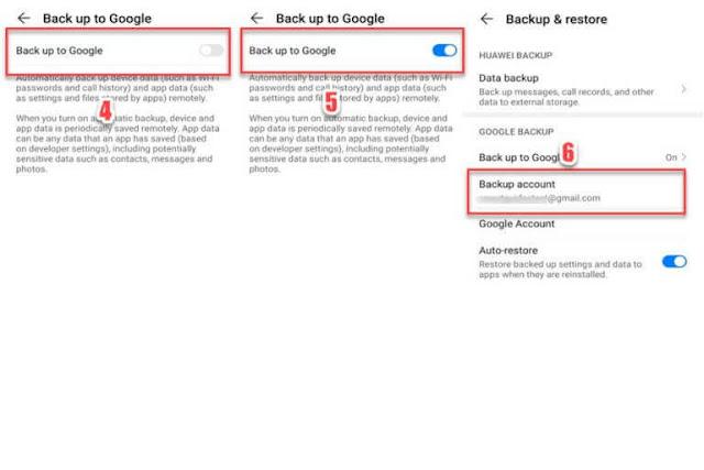 شرح كيفية استعادة النسخة الاحتياطية  لـهاتف Huawei P20 | استرجاع الصور,التطبيقات,الفيديوهات,الاتصال