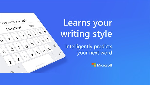 Microsoft Swiftkey - Το καλύτερο δωρεάν πληκτρολόγιο για Android smartphone και tablet;