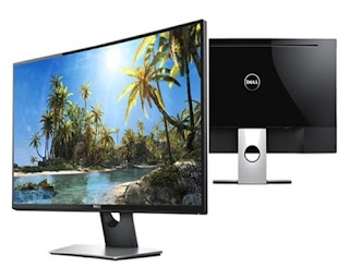 Monitor Komputer Dell PC DELL LED 27 Inch SE2716H