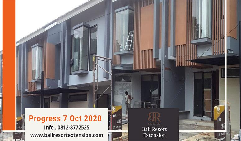Rumah Serpong - Bali resort Extension