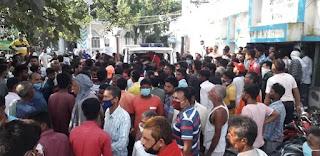 बिहार में राजद नेता सुरेश चौधरी को अपराधियों ने गोलियों से भूना, हालत नाजुक