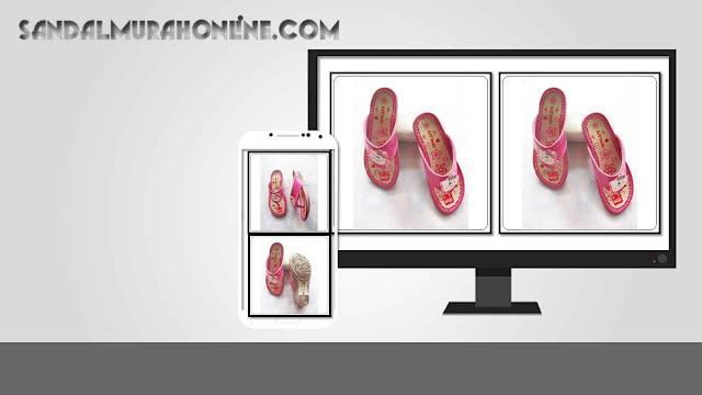 Sandal Hak CPC Anak Murah - Bengkel Sandal Tasikmalaya