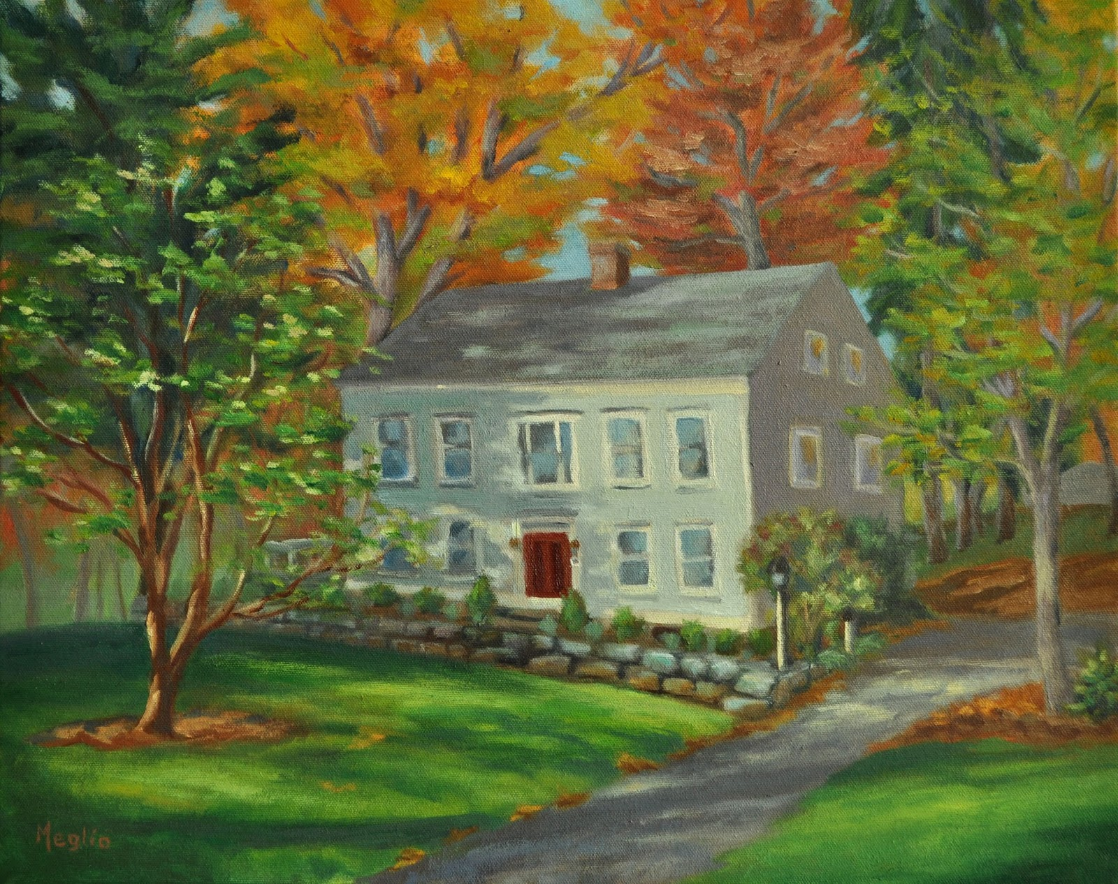 A painted house essay