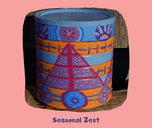 Seasonal Zest Pot by Minaz Jantz
