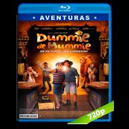La Momia Dummie, y la Tumba de Achne (2017) BRRip 720p Audio Dual Latino-Holandes