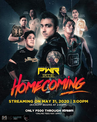 PWR Homecoming