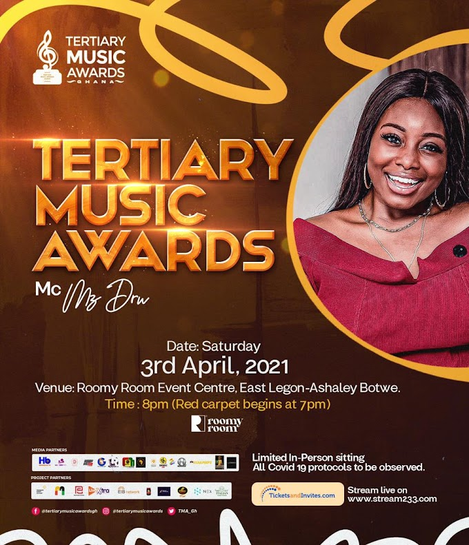 Meet your MC's for the 2021 Tertiary Music Awards
