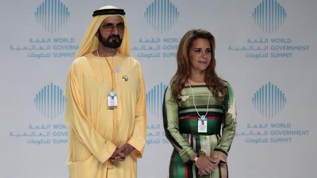 Esposa del gobernante de Dubái habría huido a Europa con 40 millones de dólares para buscar asilo y divorcio