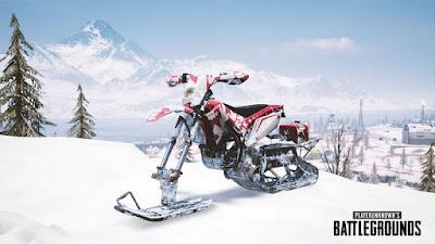 Snowbike dan Zima akan hadir di Vikendi