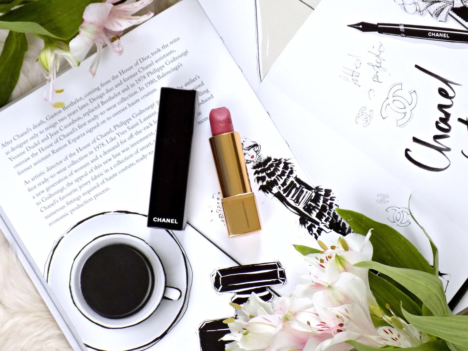 Chanel Rouge Alure Velvet La Rafinee