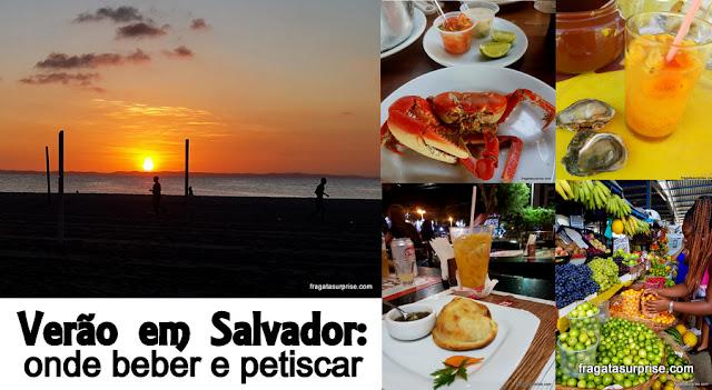 Verão em Salvador