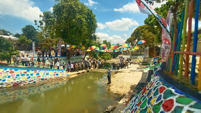 """Dinsos Jatim Kunjungi Wisata Air Panas """"Hot Springs"""" di Tuban, Ini Tujuannya"""