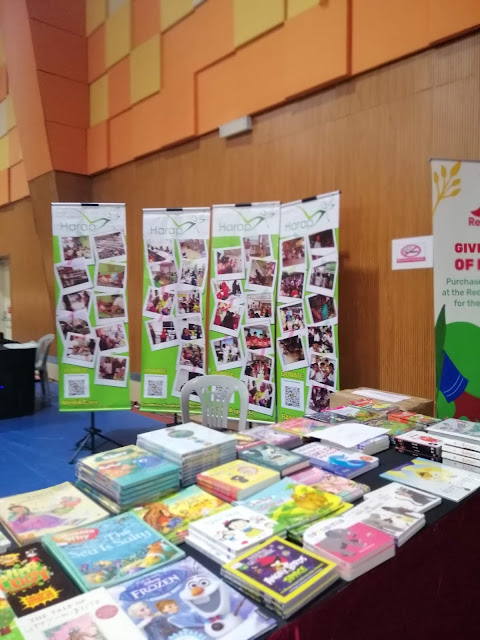 Big Bad Wolf Book Sale UMP gambang