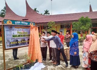 Komitmen Darianis Yatim Wujudkan Religiusitas di Ranah Minang