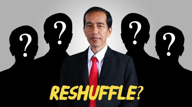Tak Ada Kejelasan Kabar Reshuffle Kabinet Jokowi, Mungkinkah Ada Tarik Ulur Kepentingan?