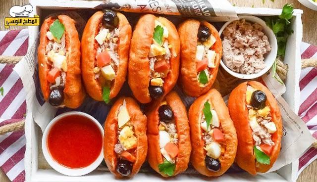 طريقة تحضير الفريكاسي - المطبخ التونسي