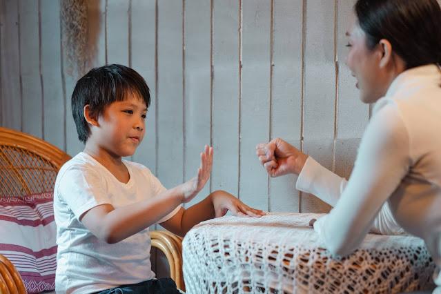anak jangan takut berbuat salah