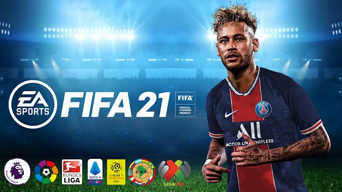 ASI ES EL NUEVO FIFA 21 MAS REALISTA EN ANDROID!  NUEVOS FICHAJES Y NOVEDADES, SIN INTERNET, CLUBES DE AMERICA Y EUROPA