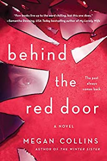Book Review and GIVEAWAY: Behind the Red Door, by Megan Collins {ends 8/12}