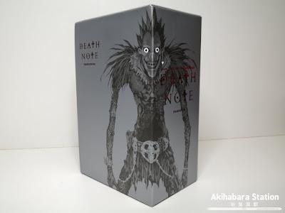 Manga: Reseña de la Edición Integral de Death Note de Takeshi Obata y Tsugumi Ohba - Norma Editorial