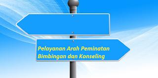 Pelaksana Dan Mekanisme Pelayanan Arah Peminatan Bimbingan dan Konseling