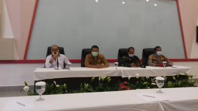 Anggota DPRD Simalungun Maraden Sinaga Apresiasi  Pembentukan Tim Penataan Kota Wisata Parapat