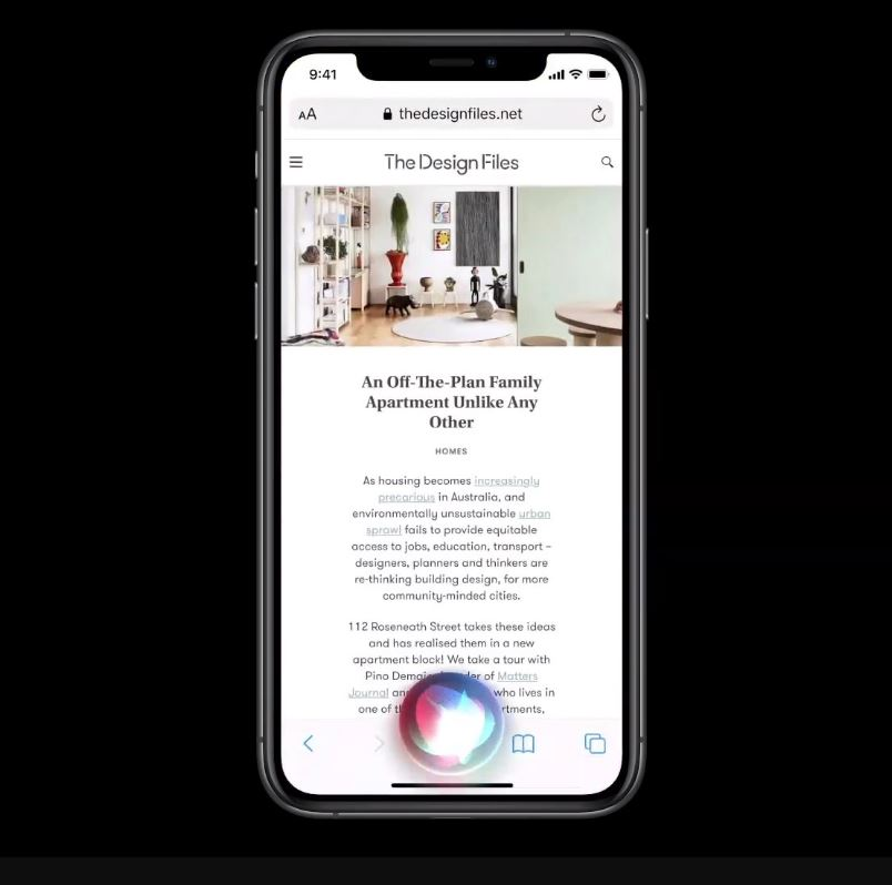 Apple iOS 14: Brings a number of functions with new home screen