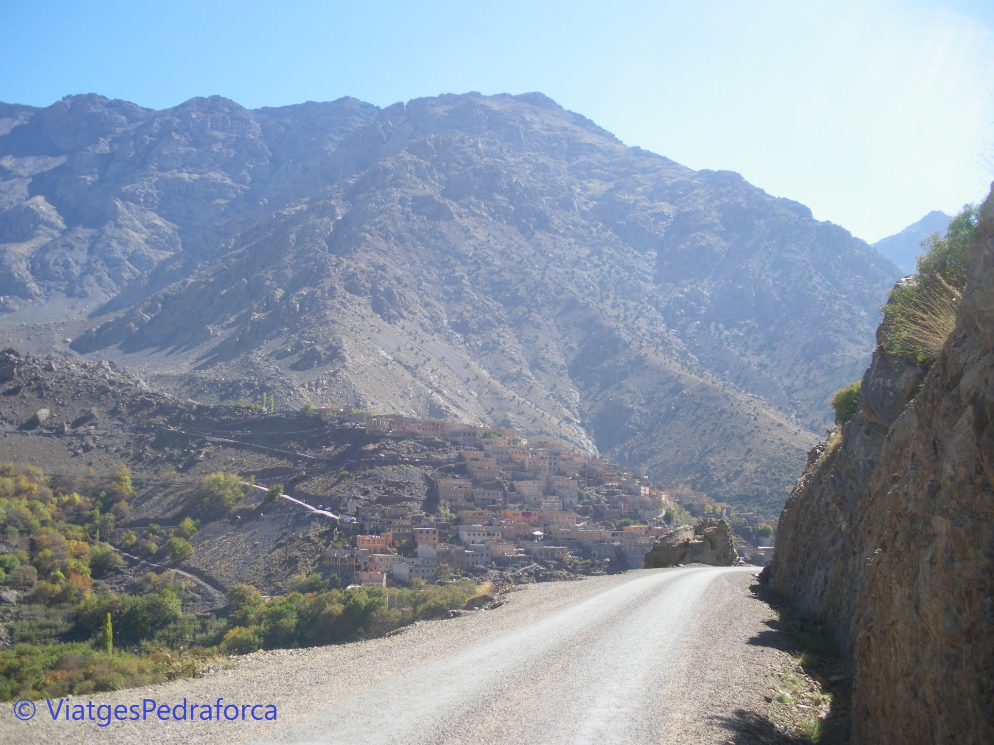 Viatjar per lliure al Marroc, senderisme