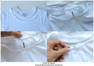 Bluz Süsleme - Giysi Süsleme - Moda Tasarım 2