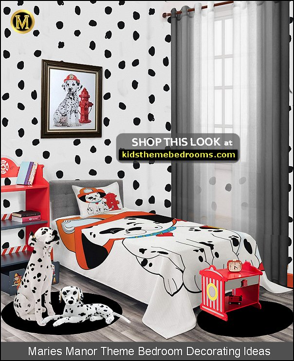 dalmatian bedroom ideas dalmatian fireman bedroom decor fire engine bedroom decor