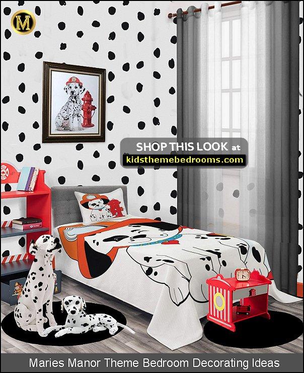 dalmatian bedroom ideas dalmatian fireman bedroom decor fire engine bedroom decor