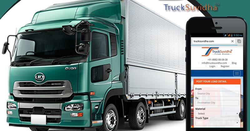 With The Online Freight Facility People Can Hire The Transportation Services From Any Part of India