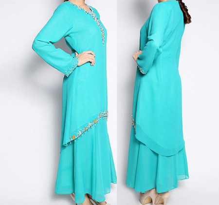 Model Baju Muslim Big Size Modern Terbaru