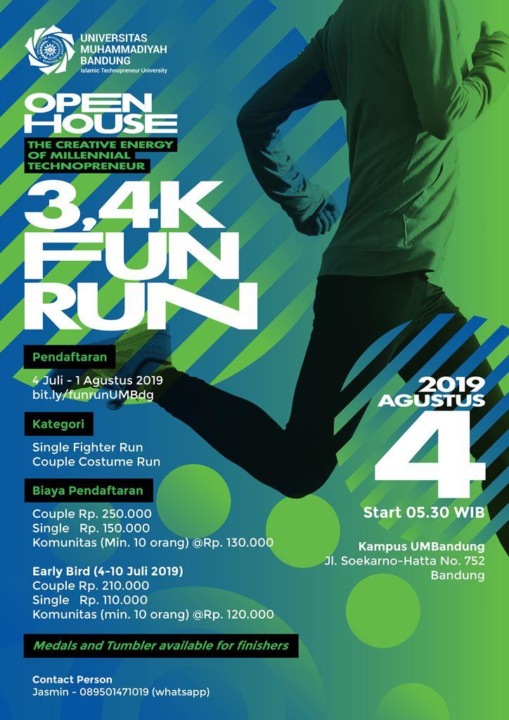 Fun Run UMBdg • 2019