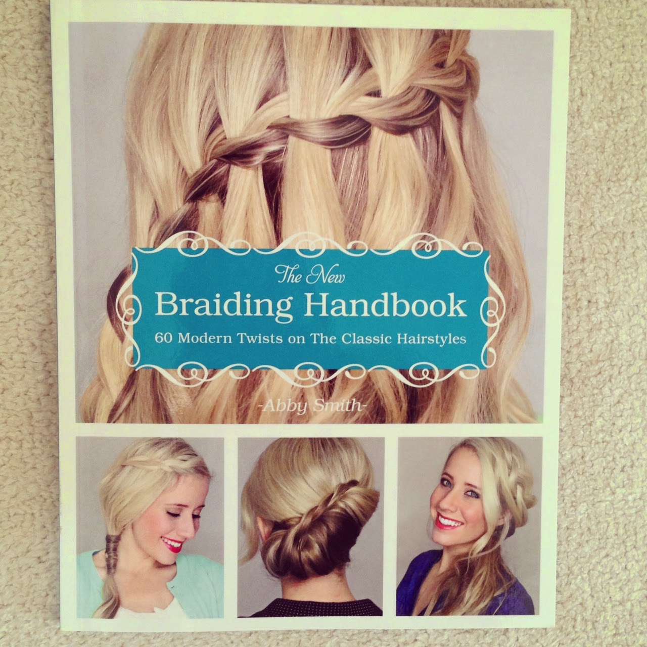 The Daily Connoisseur: Hair & Nails Chat + Milkmaid Braid Tutorial ...