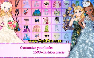 Star Girl mod V4.0.3 apk Unlimited Energy/Coins Terbaru