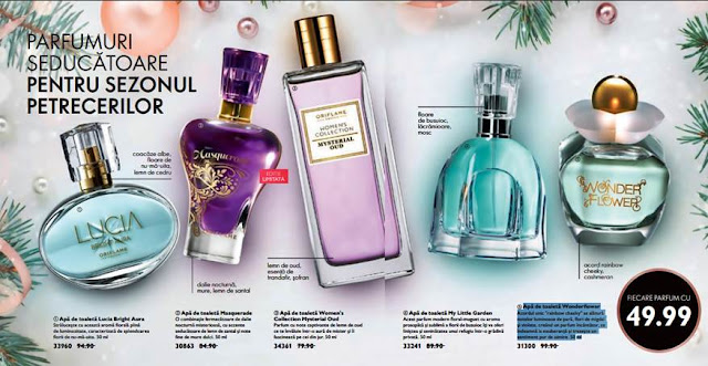 catalog oriflame actual curent decembrie 2019 c17