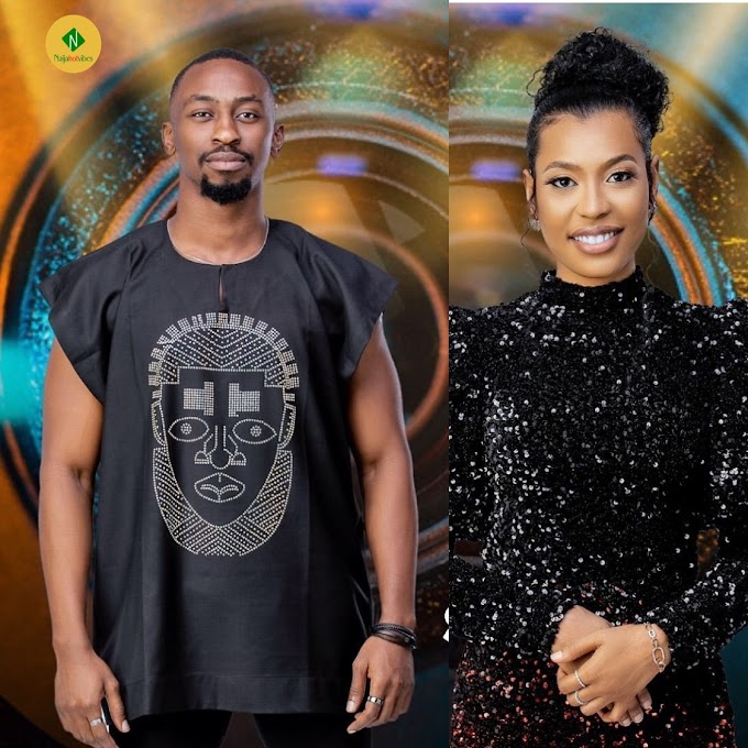 """BBNaija 2021: """" I don't think I can afford to stay away from Nini for too long"""" – Saga reveals"""