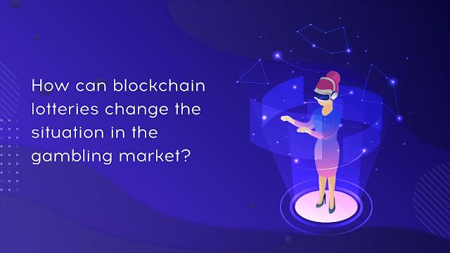 blockchain lotteries