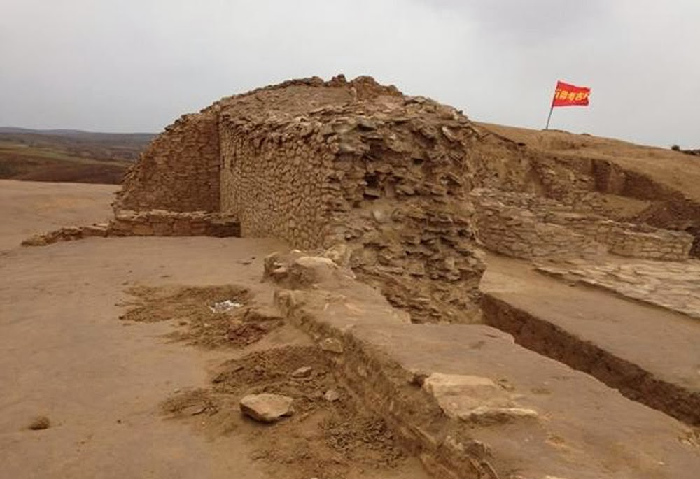Chinese archaeologists uncover 4,000-year-old fortifications