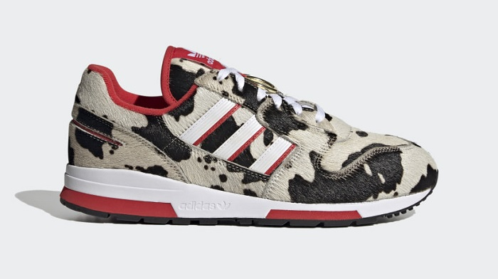 Adidas Original Cow Print ZX 420 To Celebrate Chinese New Year
