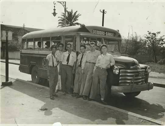 Lembrança de um morador: de Deodoro até Bangu nos anos 50