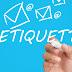 Internet Etiquette - 10 Rules of Netiquette